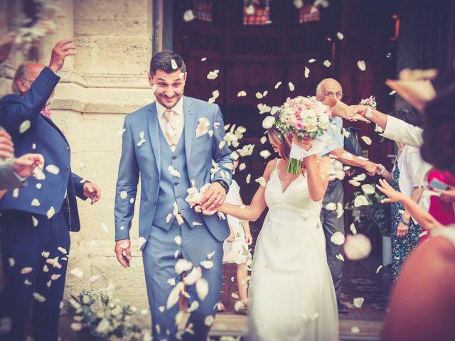 Le mariage de Grégory et Caroline à Rochefort-du-Gard, Gard 17