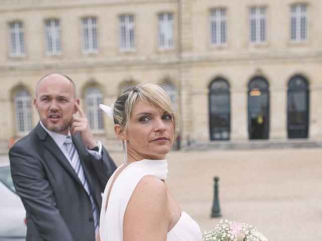 Le mariage de Jérôme et Christelle à Fleury-sur-Orne, Calvados 3