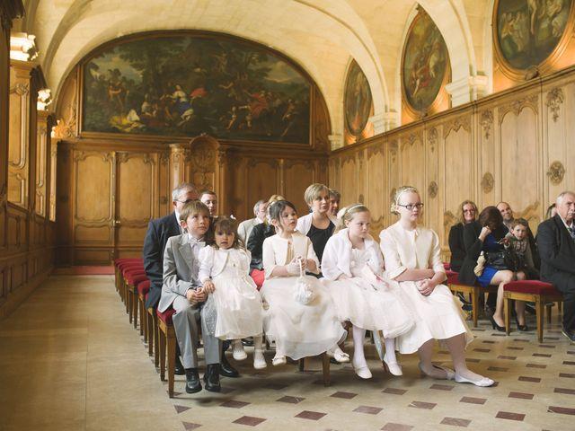 Le mariage de Jérôme et Christelle à Fleury-sur-Orne, Calvados 2