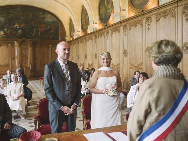 Le mariage de Jérôme et Christelle à Fleury-sur-Orne, Calvados 5