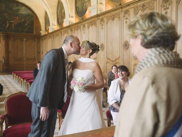 Le mariage de Jérôme et Christelle à Fleury-sur-Orne, Calvados 6