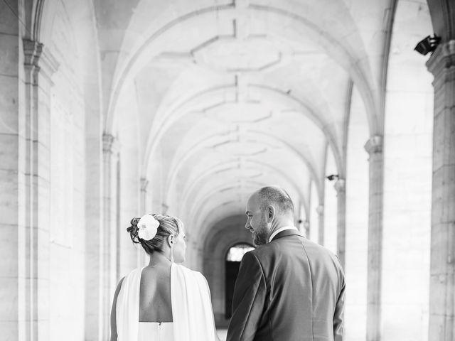 Le mariage de Jérôme et Christelle à Fleury-sur-Orne, Calvados 10