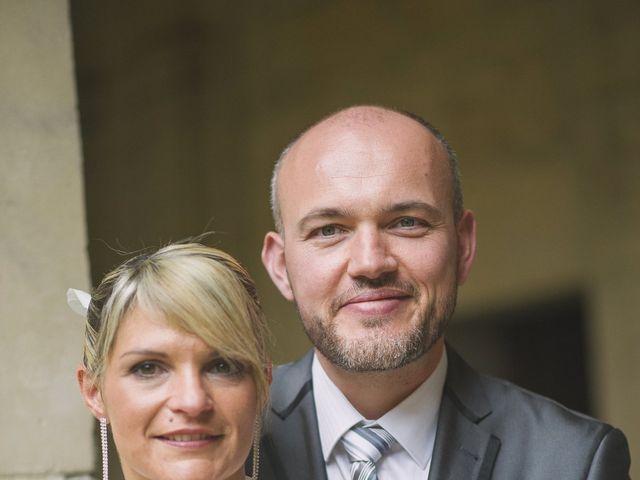 Le mariage de Jérôme et Christelle à Fleury-sur-Orne, Calvados 11