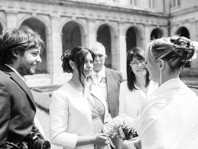 Le mariage de Jérôme et Christelle à Fleury-sur-Orne, Calvados 13
