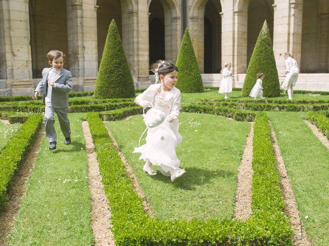 Le mariage de Jérôme et Christelle à Fleury-sur-Orne, Calvados 14