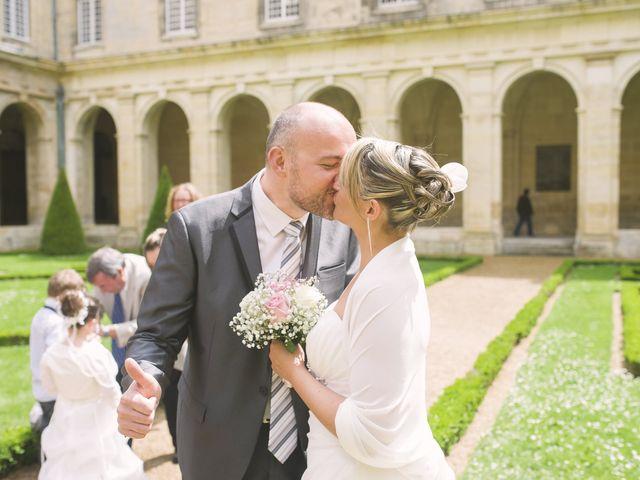 Le mariage de Jérôme et Christelle à Fleury-sur-Orne, Calvados 15