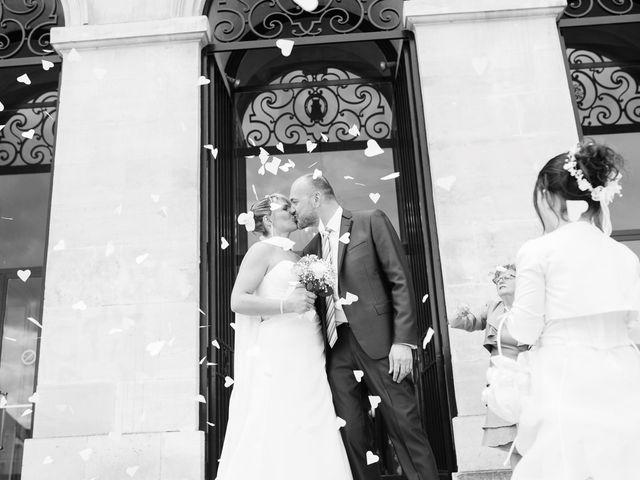 Le mariage de Jérôme et Christelle à Fleury-sur-Orne, Calvados 17
