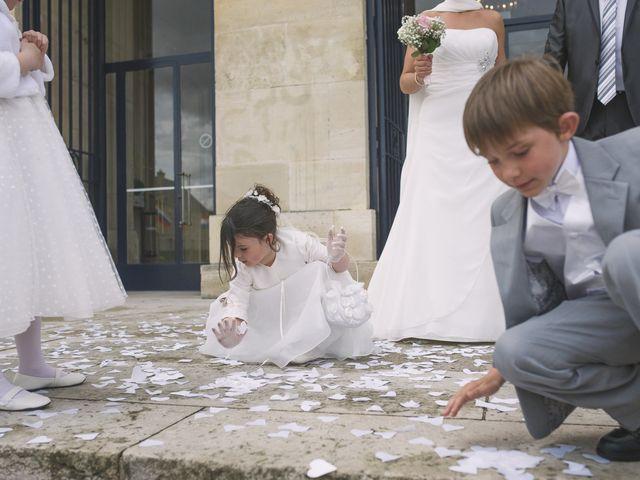Le mariage de Jérôme et Christelle à Fleury-sur-Orne, Calvados 18