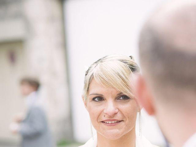 Le mariage de Jérôme et Christelle à Fleury-sur-Orne, Calvados 22