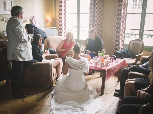 Le mariage de Jérôme et Christelle à Fleury-sur-Orne, Calvados 36