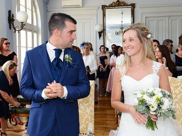Le mariage de Julio et Carole à Malesherbes, Loiret 9