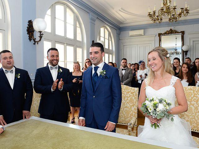 Le mariage de Julio et Carole à Malesherbes, Loiret 10