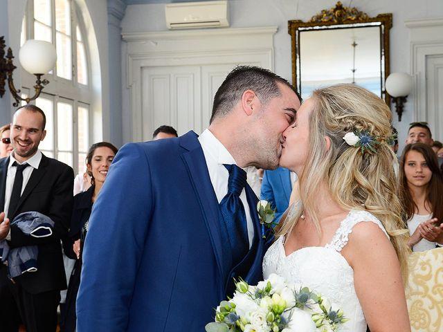 Le mariage de Carole et Julio