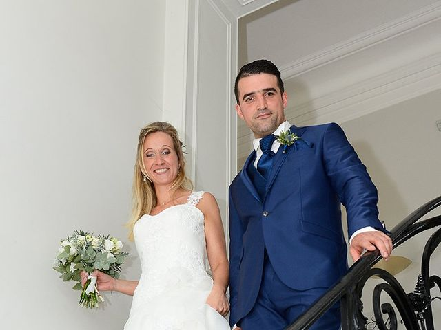 Le mariage de Julio et Carole à Malesherbes, Loiret 12