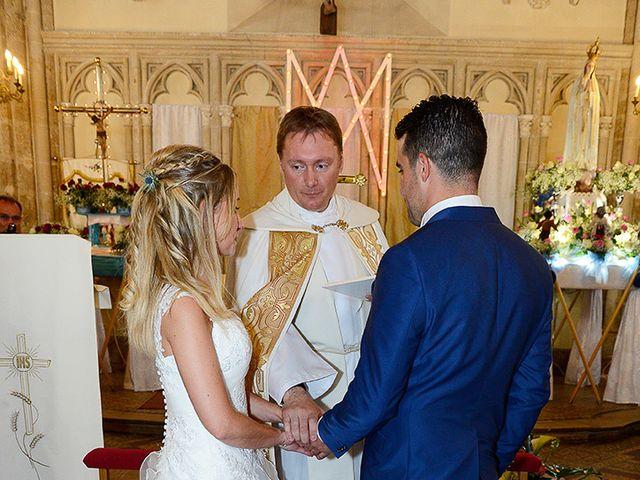 Le mariage de Julio et Carole à Malesherbes, Loiret 13