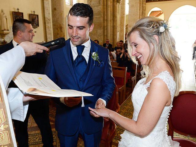 Le mariage de Julio et Carole à Malesherbes, Loiret 14