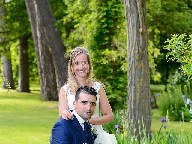 Le mariage de Julio et Carole à Malesherbes, Loiret 19