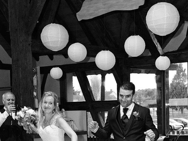 Le mariage de Julio et Carole à Malesherbes, Loiret 27