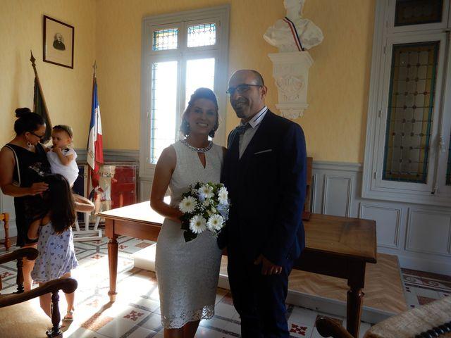 Le mariage de David et Emilie à Cazouls-lès-Béziers, Hérault 3