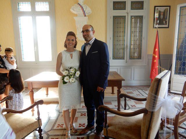 Le mariage de Emilie et David