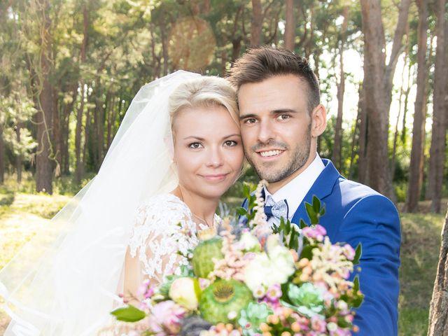 Le mariage de Severine et Alexis