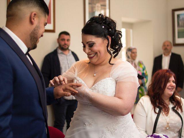 Le mariage de Zakaria et Adeline  à Saint-Paul-les-Fonts, Gard 1