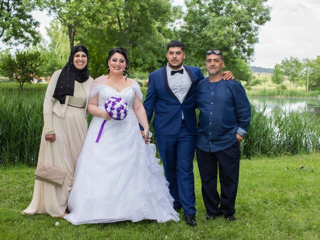 Le mariage de Zakaria et Adeline  à Saint-Paul-les-Fonts, Gard 15