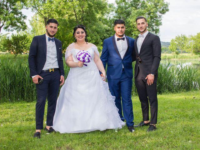 Le mariage de Zakaria et Adeline  à Saint-Paul-les-Fonts, Gard 18