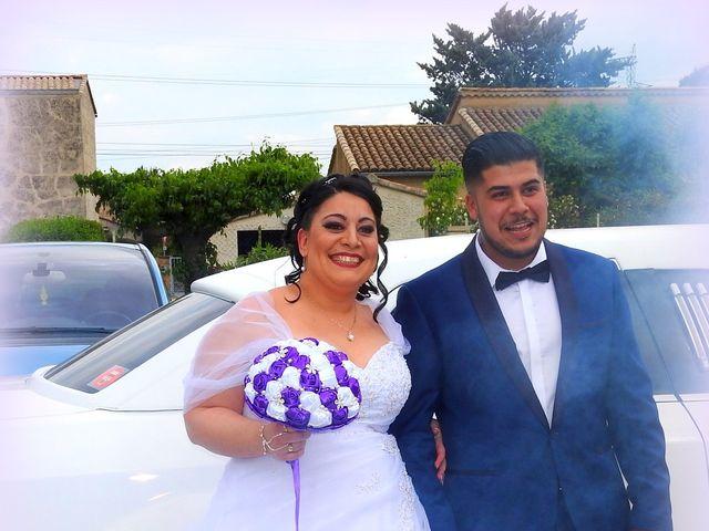 Le mariage de Zakaria et Adeline  à Saint-Paul-les-Fonts, Gard 27