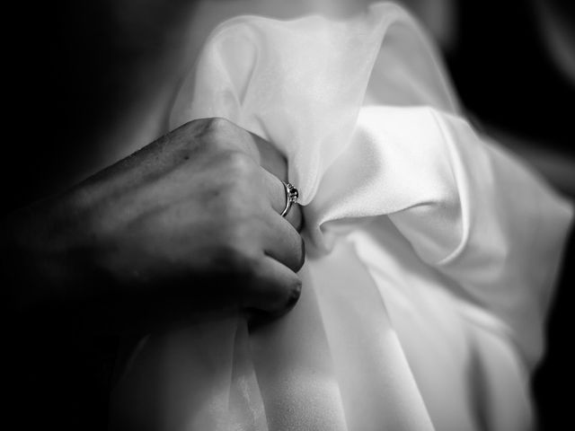 Le mariage de Jérome et Christine à Bazoches, Nièvre 13