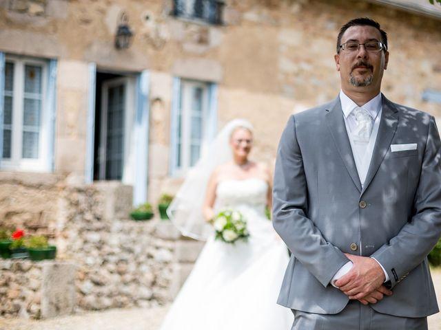 Le mariage de Jérome et Christine à Bazoches, Nièvre 16