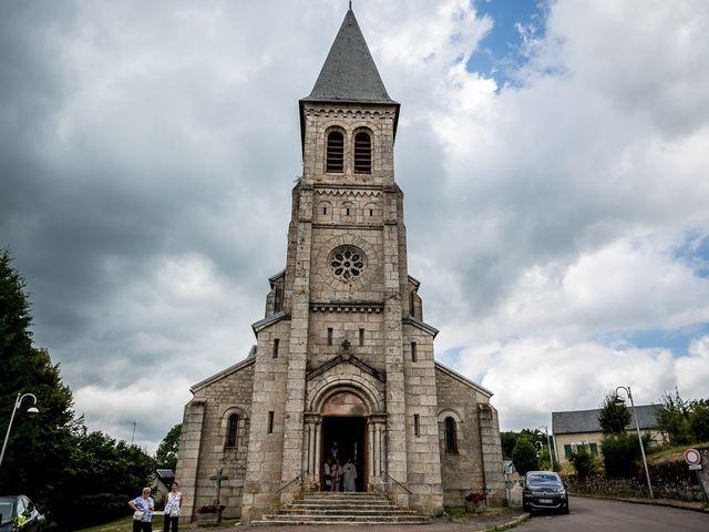 Le mariage de Jérome et Christine à Bazoches, Nièvre 17
