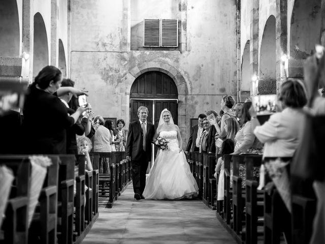 Le mariage de Jérome et Christine à Bazoches, Nièvre 18