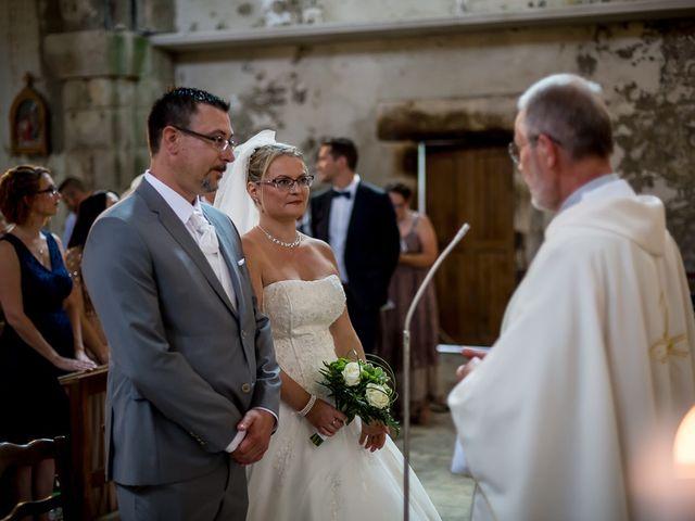 Le mariage de Jérome et Christine à Bazoches, Nièvre 19