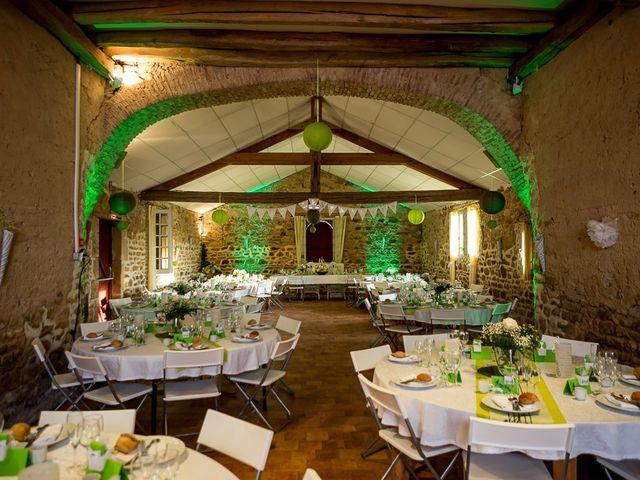 Le mariage de Jérome et Christine à Bazoches, Nièvre 30