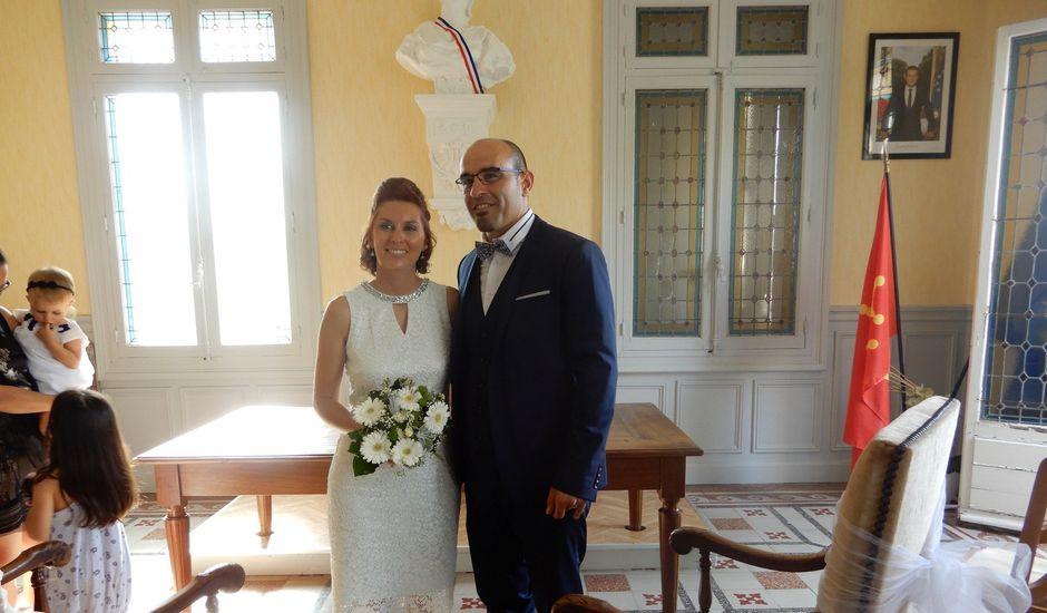 Le mariage de David et Emilie à Cazouls-lès-Béziers, Hérault