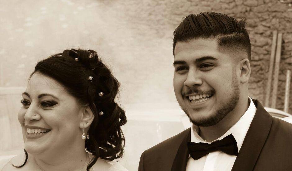 Le mariage de Zakaria et Adeline  à Saint-Paul-les-Fonts, Gard