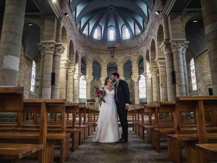 Le mariage de Vinciane et Florian