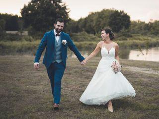 Le mariage de Myriam et Fabien