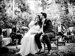 Le mariage de Margot et Julien