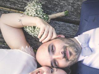 Le mariage de Gwenn et Nico 1