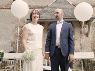 Le mariage de Gwenn et Nico