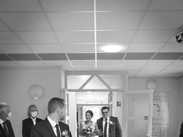 Le mariage de Benjamin et Charlotte à Saint-Martin-d'Abbat, Loiret 3