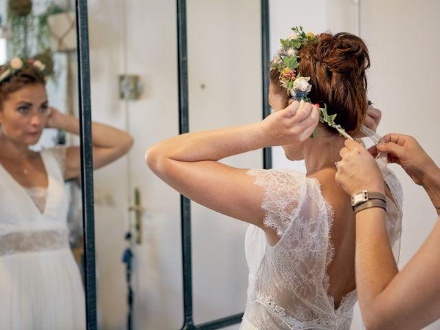 Le mariage de Pierre-Yves et Stéphanie à Bleury, Eure-et-Loir 1