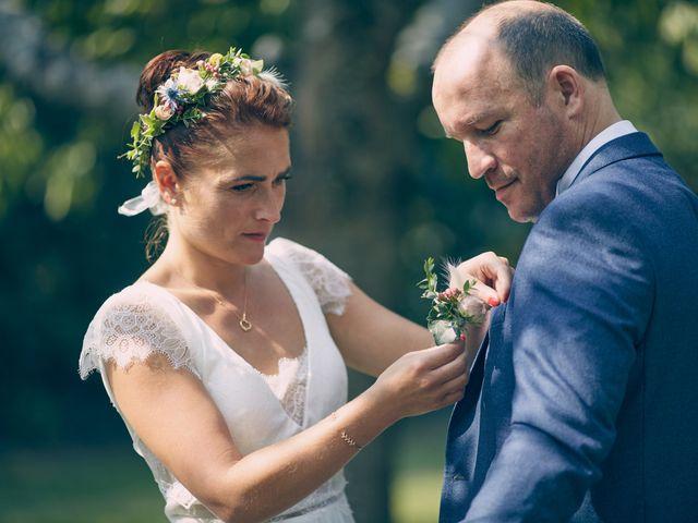 Le mariage de Pierre-Yves et Stéphanie à Bleury, Eure-et-Loir 15