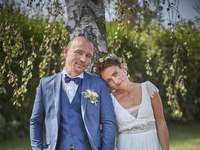 Le mariage de Pierre-Yves et Stéphanie à Bleury, Eure-et-Loir 17