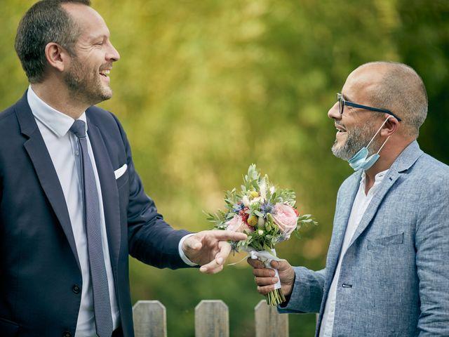 Le mariage de Pierre-Yves et Stéphanie à Bleury, Eure-et-Loir 26