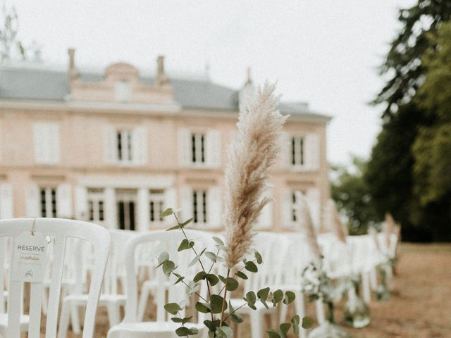 Le mariage de Loïs et Manon à Saint-Lager, Rhône 13