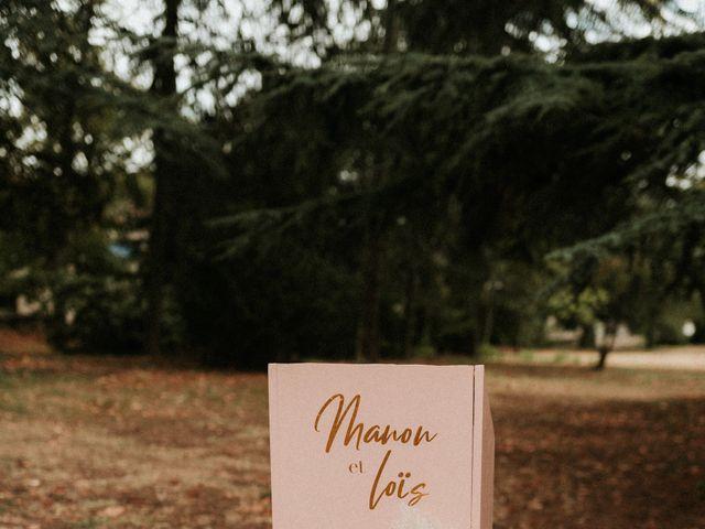 Le mariage de Loïs et Manon à Saint-Lager, Rhône 14
