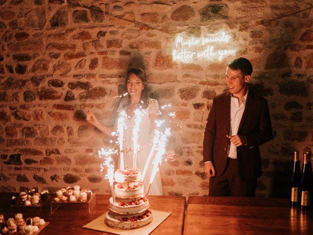 Le mariage de Loïs et Manon à Saint-Lager, Rhône 2